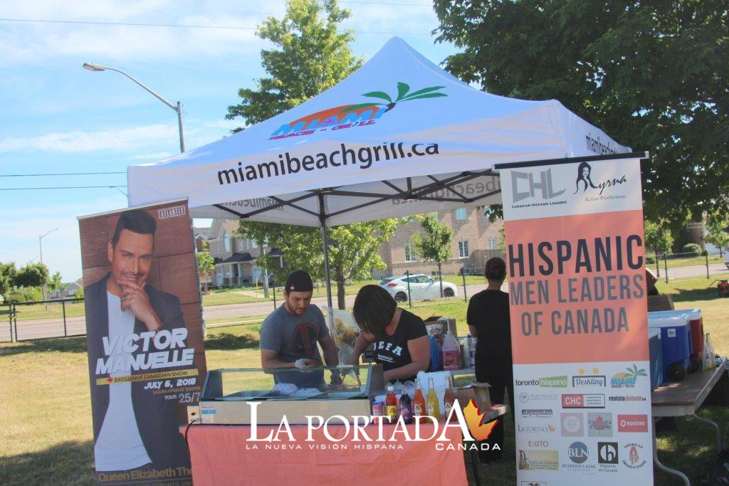 Latín Fiesta en Richmond Hill