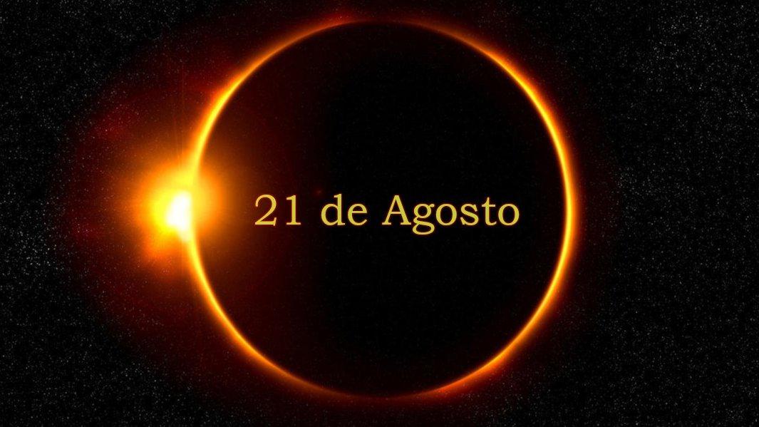 El eclipse de sol, un bello momento para el disfrute del mundo