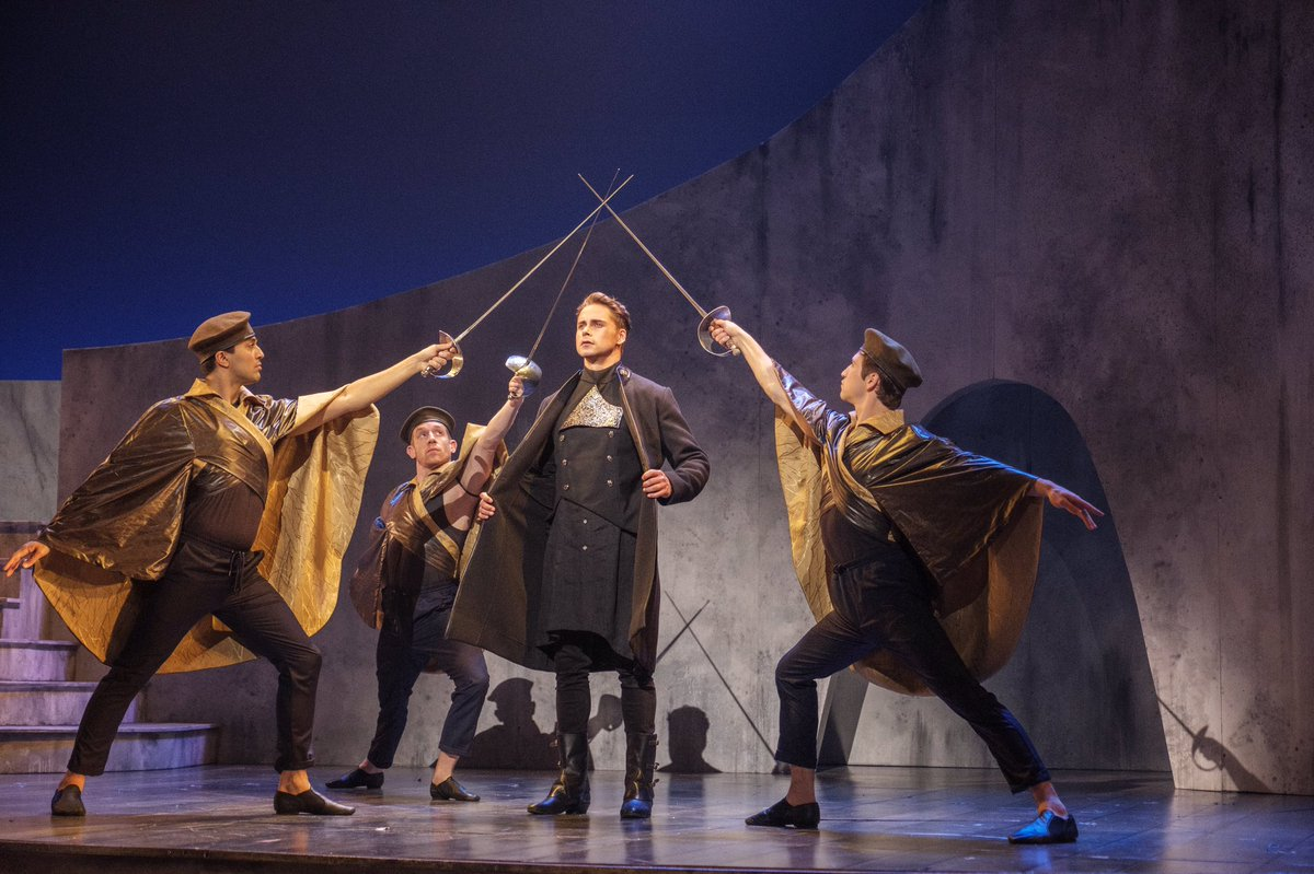 "Se prepara gira mundial del musical canadiense ""Hamlet: The Rock Musical"""