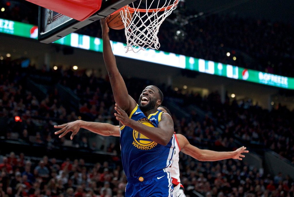 Los Warriors sacaron a los Trail Blazers y clasificaron a la final de la NBA